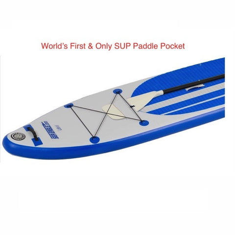 Sea Eagle Longboard 11 Inflatable SUP paddle pocket