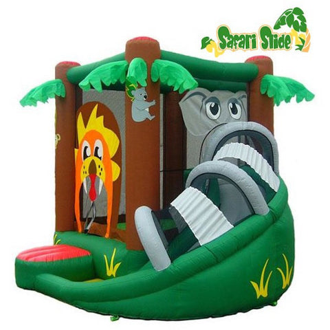 KidWise Safari Bounce and Slide