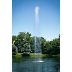 Scott Aerator Jet Stream Floating Pond Fountain 1/2 Hp