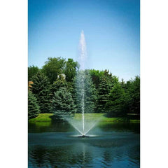 Scott Aerator Skyward Floating Pond Fountain 1 1/2 Hp