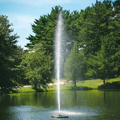 Scott Aerator Gusher Floating Pond Fountain 1/2 - 1 Hp