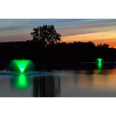 Scott Aerator Color Changing LED Fountain Lights