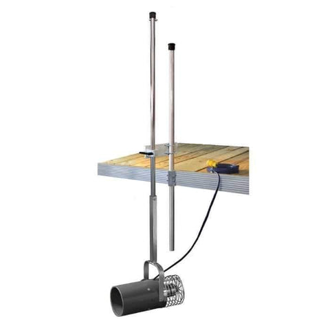 Scott Aerator Dock Mount Aquasweep Dock Post Mount