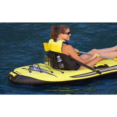 RAVE Sea Rebel 1 Person Inflatable Kayak - Splashy McFun - 5