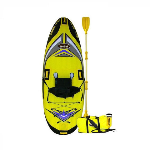 RAVE Sea Rebel 1 Person Inflatable Kayak - Splashy McFun