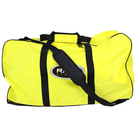 RAVE Sea Rebel 1 Person Inflatable Kayak - Splashy McFun - Carry Bag