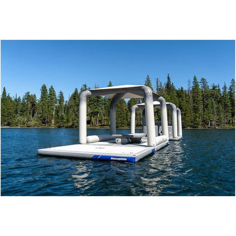 Aquaglide Solarium Inflatable Dock
