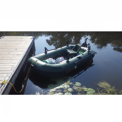Sea Eagle Stealth Stalker 10 Inflatable Fishing Boat - Inflatable Boat -  Sea Eagle - Splashy McFun Watersports