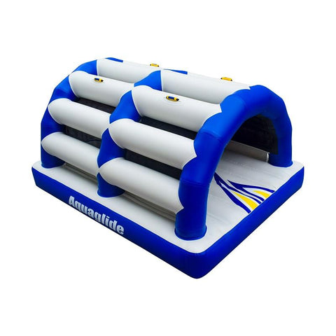 Aquaglide Subway 10 Inflatable Obstacle Course