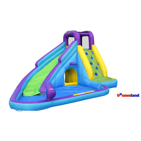 Bounceland Sun N Fun Water Slide with Pool