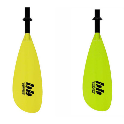 Bending Branches Sunrise Kayak Paddle - Kayak Paddle -  Bending Branches - Splashy McFun Watersports