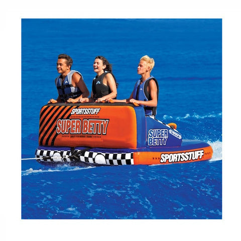 Sportsstuff Super BIG Betty 3-Rider Towable Boating Tube