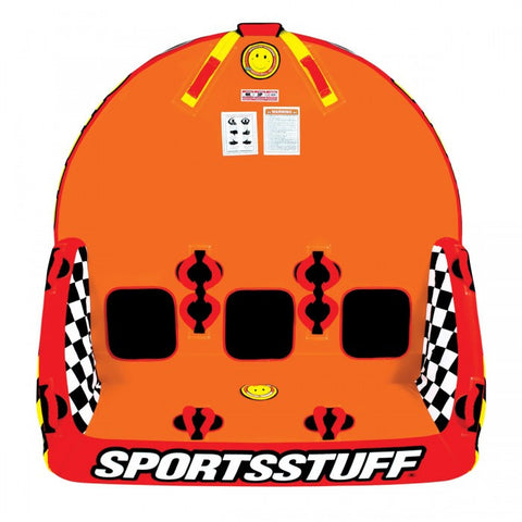 Sportsstuff Super Mable 3 Person Boat Tube top view