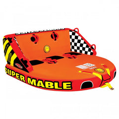 Sportsstuff Super Mable 3 Person Boat Tube front view