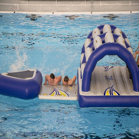 Aquaglide Swimstep Inflatable Water Park Attachment