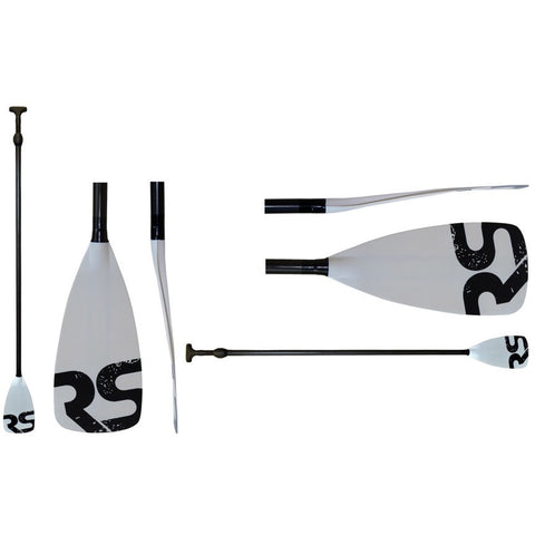 Rave Tempo SUP Paddle - White