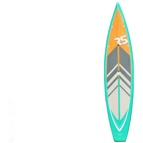 "RAVE Touring 11'6"" Stand Up Paddle Board (SUP) Sea Breeze - Paddle Board -  Rave - Splashy McFun Watersports"