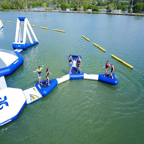 Aquaglide Triad Inflatable Water Park Attachment