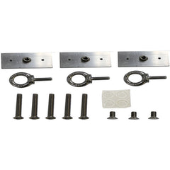 Lillipad Diving Board Underfloor Mounting Kit top view