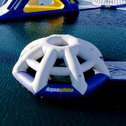 Aquaglide Universal Thunderdome Inflatable Obstacle Course