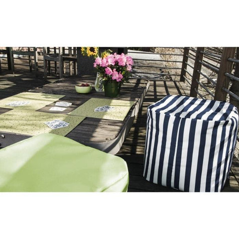 Jaxx Luckie Outdoor Bean Bag Pouf