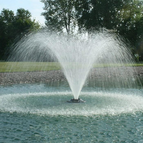 Kasco 2400S xStream 1/2Hp Floating Pond Fountain