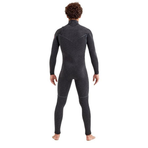 Body Glove Red Cell 2/2MM Slant-Zip Mens Full Suit - Black