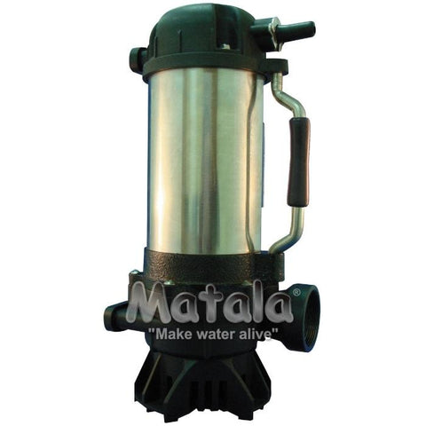 VersiFlow Pump 1/5 HP by Matala