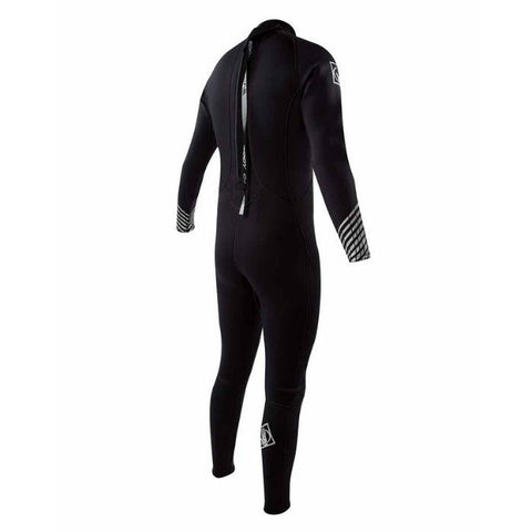 Body Glove Pro 3 Dive 3MM Back-Zip Mens Full Suit - Black