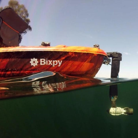 Bixpy Universal Rudder Adapter