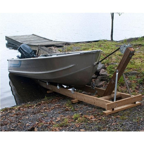 Dock Edge Watercraft Ramp Wheel Kit
