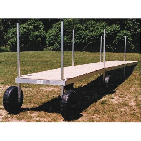 "Dock Edge Dock and Boat 24"" Rolling Wheels"