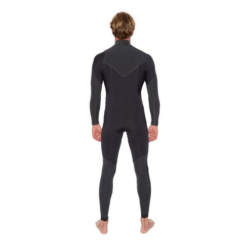 Body Glove PR1ME 3/2MM Slant-Zip Mens Full Suit- Black
