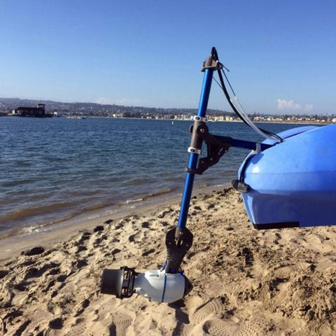 Bixpy Universal Kayak Adapter