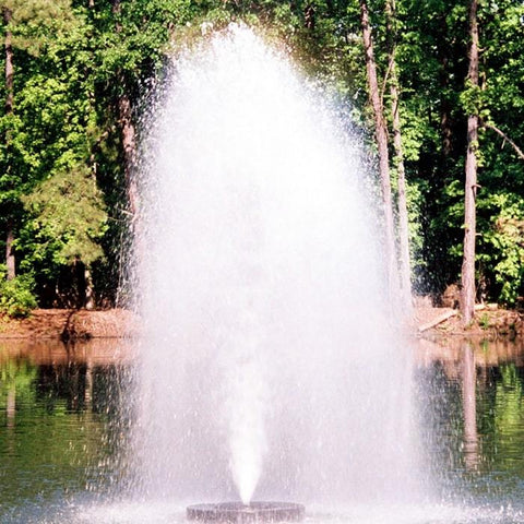 Kasco 2 HP 8400JF Floating Pond Fountain - Lake Fountain