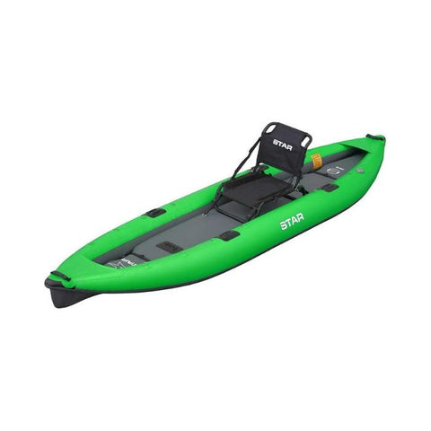STAR Pike Inflatable Fishing Kayak
