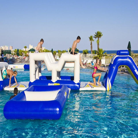 Aquaglide Vista 10 Inflatable Obstacle Course