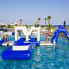 Image of Aquaglide Vista 10 Inflatable Obstacle Course