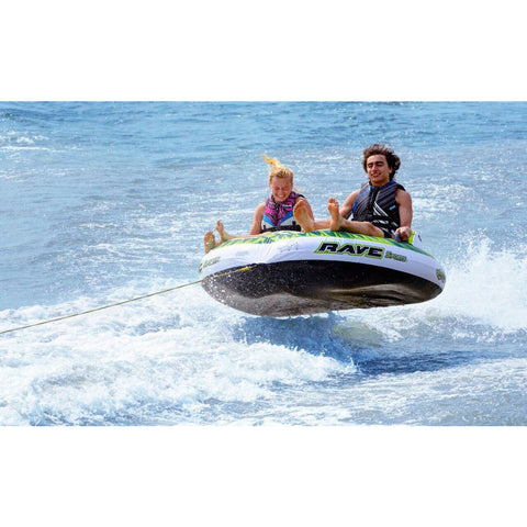 Rave Warrior II 2 Person Towable - Tubes & Towables -  Rave - Splashy McFun Watersports