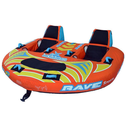 Rave Warrior 3X 3 Person Towable - Tubes & Towables -  Rave - Splashy McFun Watersports