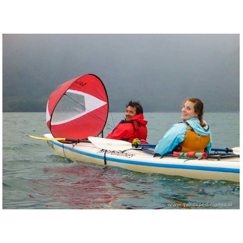WindPaddle Adventure Kayak Sail - Kayak Accessories -  WindPaddle - Splashy McFun Watersports