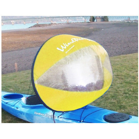 WindPaddle Scout Kayak Sail - Kayak Accessories -  WindPaddle - Splashy McFun Watersports