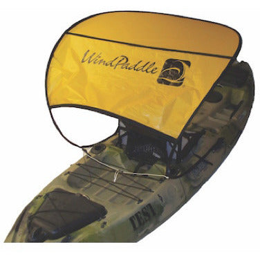 WindPaddle Sun Shade – Large Gold