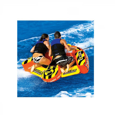 WOW Watersports Yankee Coupe Boat Tube and Lounger