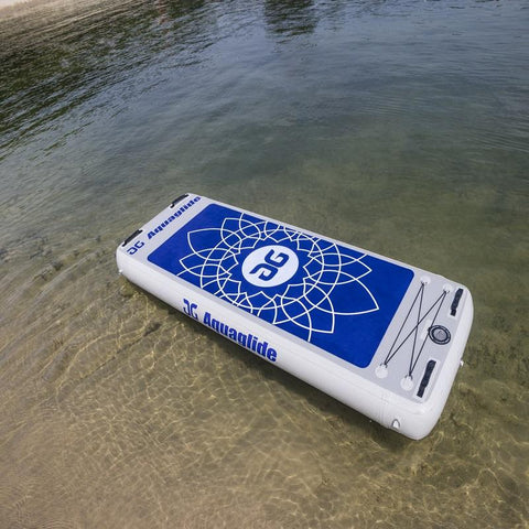 Aquaglide Aquatrainer Inflatable Dock Floating Water Mat