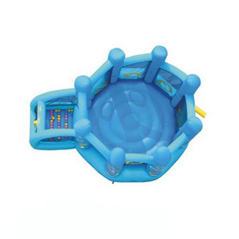KidWise Kaleida Disco Jumper with Ball Pit top view