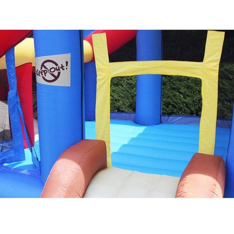 KidWise My Little Playhouse Bouncer - Bounce House -  KidWise - Splashy McFun Watersports