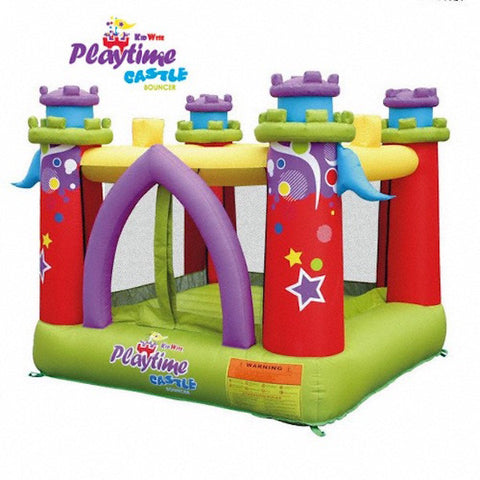 KidWise Playtime Castle Bouncer - Bounce House -  KidWise - Splashy McFun Watersports
