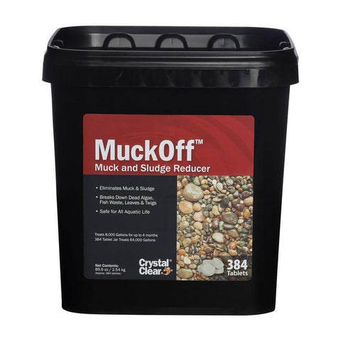 CrystalClear® MuckOff™ - 384 Tablets