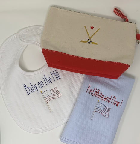 Baby on the Hill Gift Set